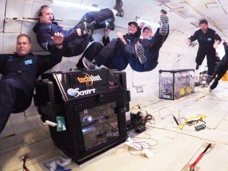 На МКС обнаружили проблемы с работой американского принтера для печати тканей