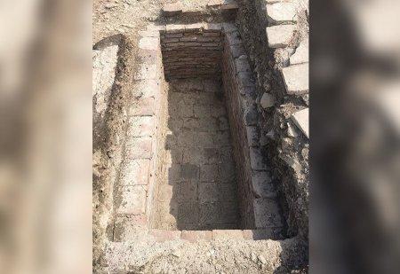 Археологи обнаружили в Крыму загадочный пустой саркофаг