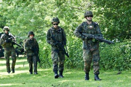 Немецкие СМИ сообщили о нехватке обуви для военнослужащих Германии
