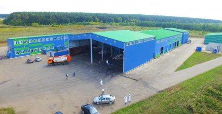 Мусоросортировочный комплекс в Башкирии назвали одним из лучших в России