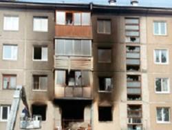 Восемь человек госпитализированы после взрыва газа в жилом доме в Ангарске