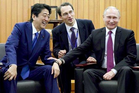 Абэ: «Владимир, давай заключим мир». А нужно ли?