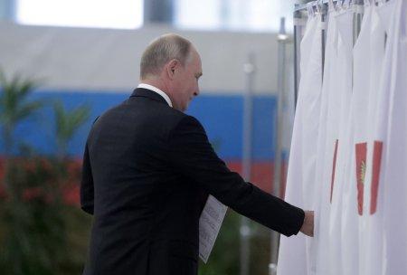 В Кремле сообщили, что Путин примет участие в едином дне голосования