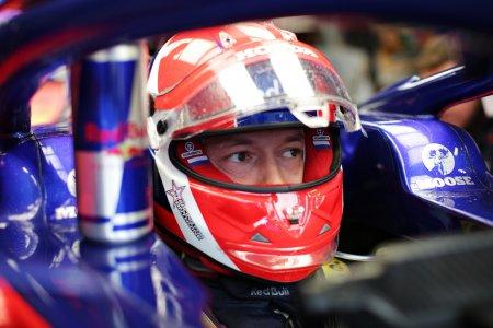 """Квят победил напарника на самой быстрой трассе """"Формулы-1"""""""