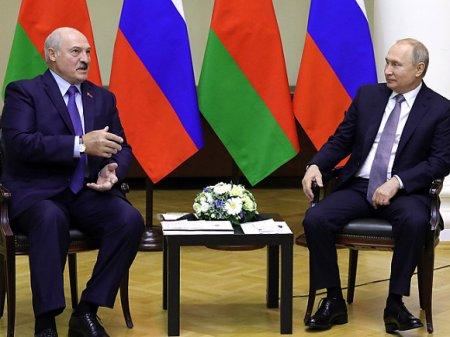 Лукашенко назвал углубление связей с Россией безусловным приоритетом политики страны