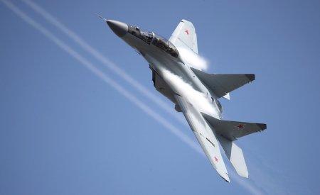 Вперыве опубликованы характеристики новейшего российского истребителя МиГ-35