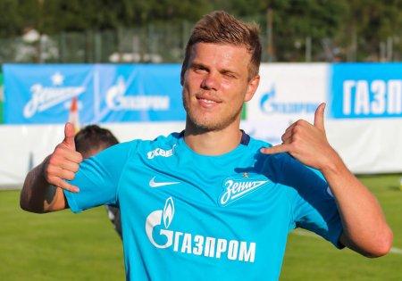 """В """"Зените"""" рассказали, в каком матче Кокорин сможет сыграть за клуб"""