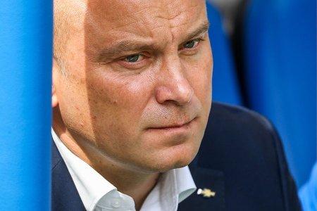 Хохлов — об отставке: У меня действительно не получилось, скоро всё узнаете
