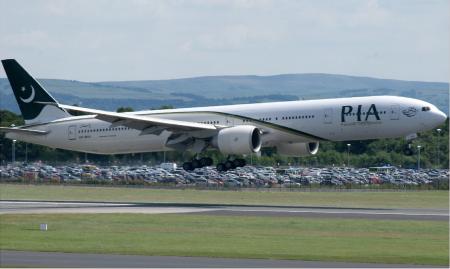 Пакистанская авиакомпания за два года отправила 80 рейсов без единого пассажира