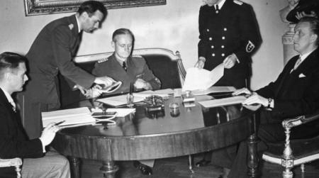 МИД объяснил заключение пакта о ненападении с нацистской Германией в 1939 году