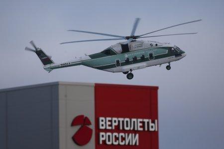 «Норильск Авиа» получит 10 вертолётов от Улан-Удэнского авиазавода