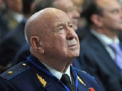 Умер советский космонавт дважды Герой Советского Союза Алексей Леонов