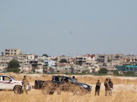 Курдские силы пригрозили Турции войной в случае операций в Сирии