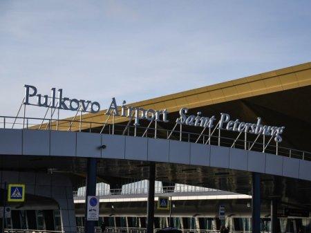 В «Пулково» скопились спасатели из-за аварийной посадки китайского самолета