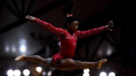 Американка побила рекорд Светланы Хоркиной на чемпионатах мира