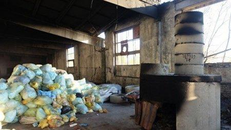 В Кургане нашли подпольный крематорий с фрагментами тел