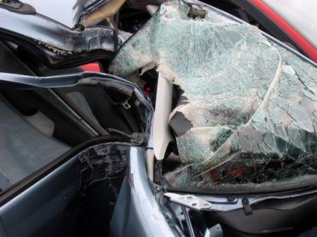 Под Калугой в ДТП с самосвалом и микроавтобусом погибли четверо