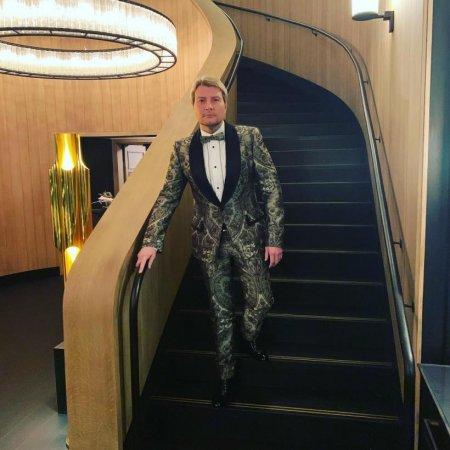 Николай Басков рассказал журналистам как выиграть в казино