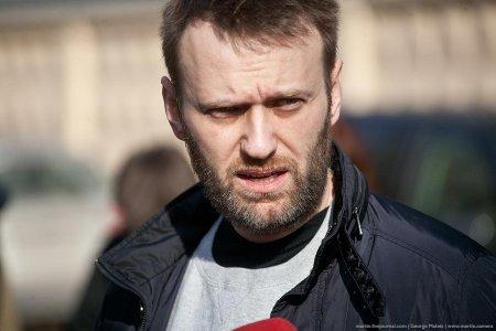 Фото в стиле «бомж»: Навальный боится потерять квартиру