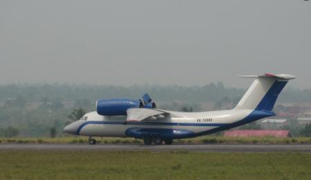 В ДР Конго продолжаются поиски на месте крушения Ан-72