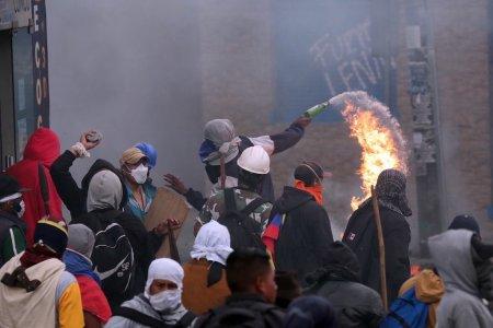 В Эквадоре аннулирован указ об отмене субсидий на топливо, вызвавший протесты