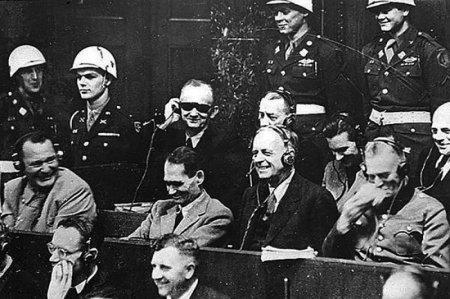 В этот день в 1946 году в Нюрнберге были казнены бывшие руководители Третьего рейха