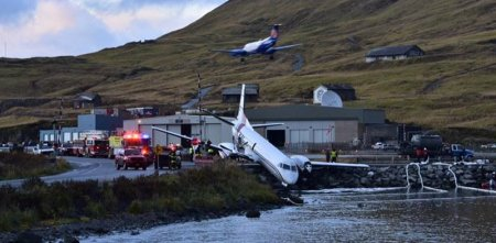 Один человек погиб при инциденте с самолётом на Аляске