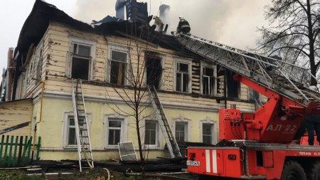 Лайф публикует список погибших при пожаре в Ярославской области