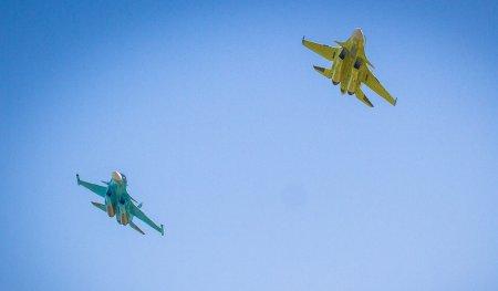 У границ России за неделю заметили 19 самолётов-разведчиков