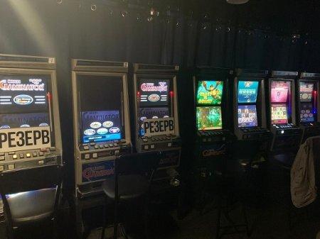 В Химках полиция прикрыла подпольный игровой клуб