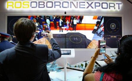 """У """"Рособоронэкспорта"""" в 2018 году существенно выросла дебиторская задолженность"""