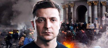 Зеленскому сулят новый Майдан