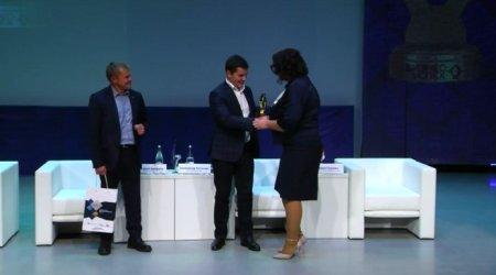 В Новом Уренгое наградили победителей национальной премии «Бизнес-успех»