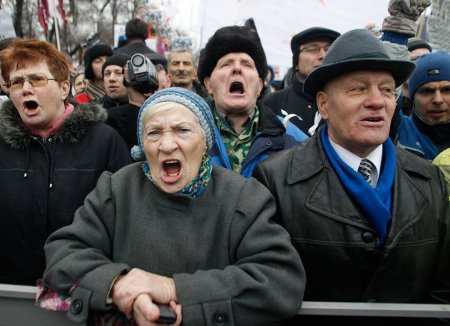 Как вышло, что российский народ стал лишним у себя в стране