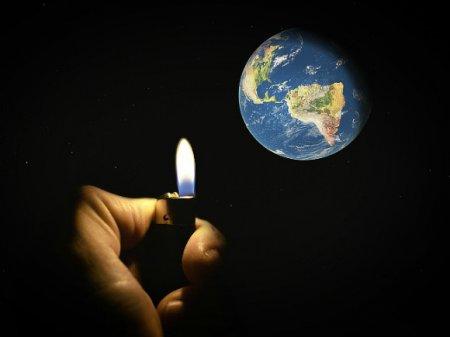 Оксфордский словарь назвал словом года «климатическое ЧП»