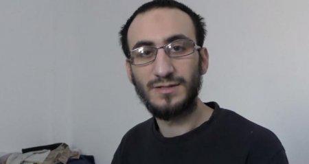 Появилось видео допроса террориста