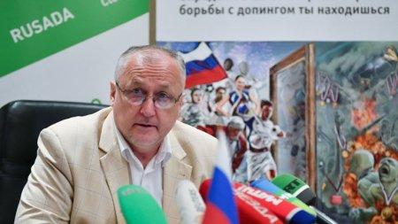 Глава РУСАДА о допинге: Дна мы еще не достигли