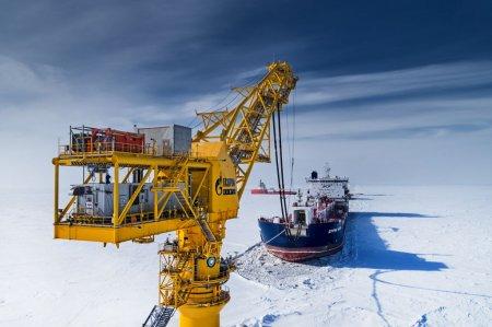 """""""Росатом"""" создал суперсталь для проектов в Арктике"""