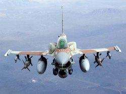 В Южной Корее разбился истребитель F-16 ВВС США. Это уже третий раз за последнее время