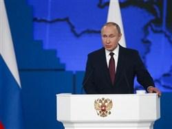 Путин назвал недостаточными меры по поддержанию рождаемости