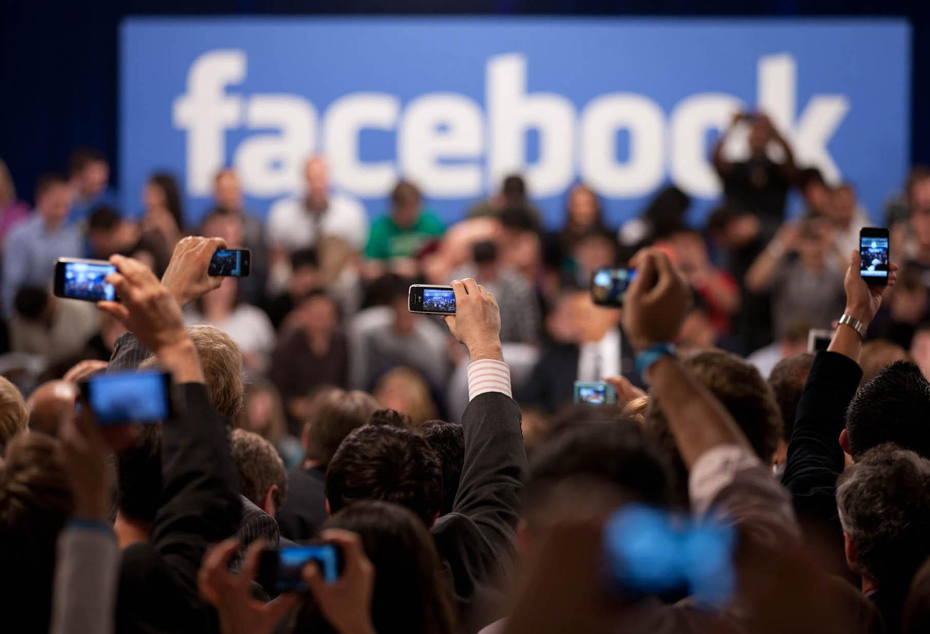 какие фотографии более популярно на фейсбук и любой