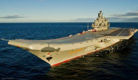 СМИ рассказали о ходе разработки нового российского авианосца
