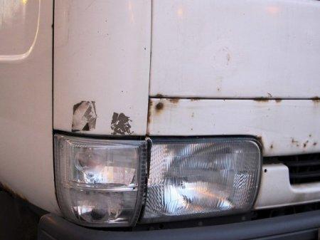 В Иркутской области под грузовиком рухнул мост
