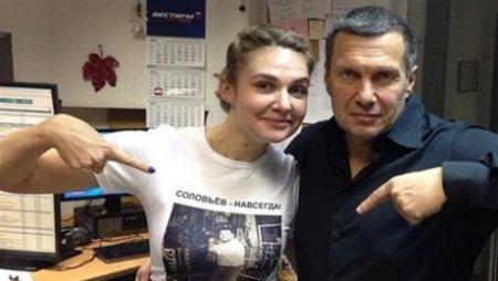 Соведущая Владимира Соловьева написала скандальный пост о приговоре Егору Жукову