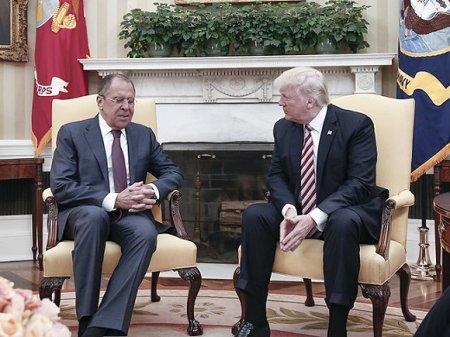 СМИ: В МИД РФ подтвердили, что готовят встречу Лаврова с Трампом