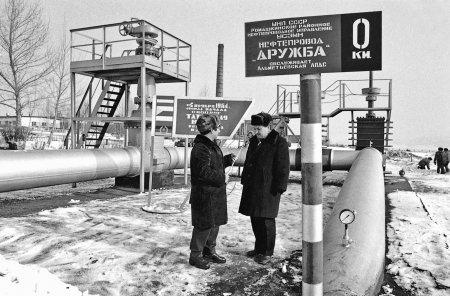 """Конец """"Дружбе""""? Что думают о ГТС Украины строившие ее восточные немцы"""
