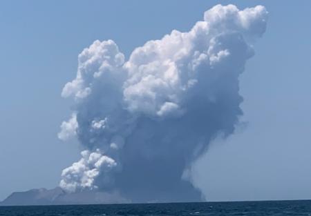В больнице умер ещё один пострадавший при извержении вулкана в Новой Зеландии