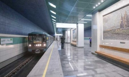 В Новом году в Москве откроют девять новых станций метро
