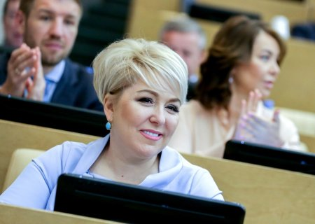 Депутат объяснила свои слова о малоимущих и уголовниках