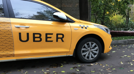 В Колумбии запретили приложение такси Uber